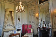 Decoration and style in DPI - Castle in Shang-sur-Marne (Champs-sur-Marne), Ile-de-France (Île-de-France)