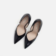 Image 4 of POINTED SHOES from Zara