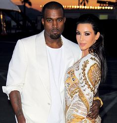 Kanye West and Kim Kardashian.... please go away forever you pair of talentless, conceited wastes of life.