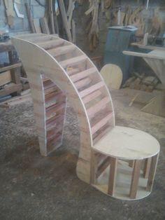 Diy Cardboard Furniture, Diy Furniture Decor, Furniture Sofa Set, Mirrored Furniture, Furniture Design, Sofa Bed Design, Antique Dining Tables, Sofa Frame, Diy Sofa