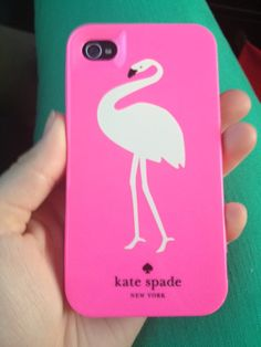 this Kate Spade iphone cover totally reminds me of @wendy white