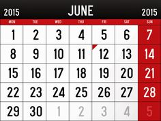 Download Blank June 2015 Calendar With Holidays UK, USA, NZ, Canada, India. Check out June 2015 Calendar Download and Printable Template, Word, Excel, Doc, Vertex.