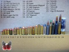 To help you out... #ammo #ammunition