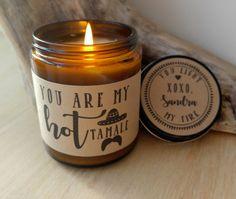 Hot Tamale Valentines Day Gift for Boyfriend by DefineDesignEtc