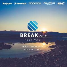 Another great Festival at Zrce Beach: Break out Festival 15.07.2017 - 20.07.2017.  Get yout Ticket: http://ift.tt/2kgj9Rp  #zrce #novalja #otokpag #inselpag #partybeach #summer #festival #zrcebeach #croatia #kroatien #hrvatska #beach #partyurlaub