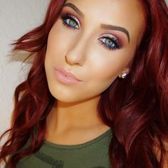Jaclyn Hill Makeup Look