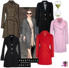 Vyberte si zimný kabát podľa typu postavy - Supervizáž