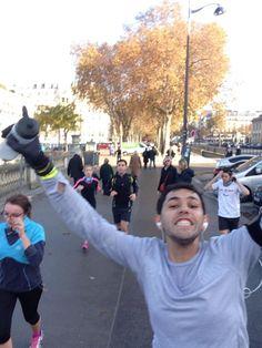 #boostbirhakeim - Run solidaire #metstesbaskets pour ELA - Hello - @bbirhakeim