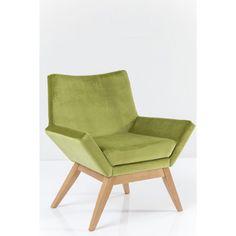 KARE Design :: Fotel Pixie zielony