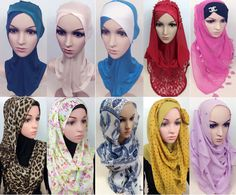 Ombre Chiffon Dubai Hijab - Buy Dubai Hijab Product on Alibaba.com