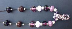 Amethyst Necklace.