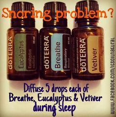 Signs That Prove Your Partner Is a Habitual Snorer Diffuser Blend for Snoring