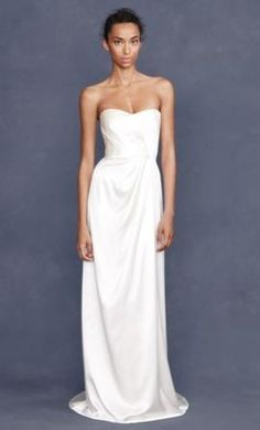 J. Crew Lorabelle  wedding dress currently for sale at 88% off retail.