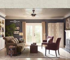1000 Images About Paint Colors On Pinterest Intellectual Gray Benjamin Moore And Paint Colors