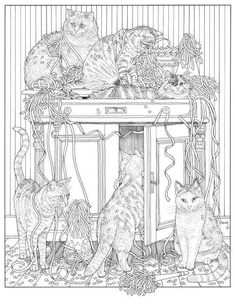 Coloring for adults - Kleuren voor volwassenen have to color --> If you're in the market for the top adult coloring books and supplies including gel pens, colored pencils, watercolors and drawing markers, go to our website at http://ColoringToolkit.com. Color... Relax... Chill.