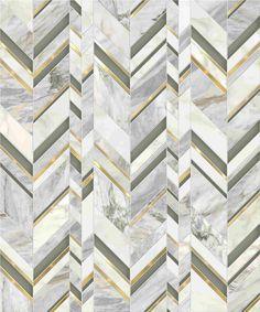 Коллекция каменных мозаик Odyssée от компании Mosaïque Surface