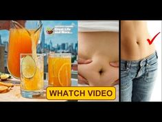 SECRET DRINK to lose ABDOMINAL FAT and FLATTEN your STOMACH in just 5 DAYS - YouTube