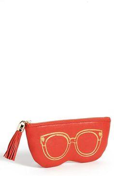 Rebecca Minkoff sunglasses pouch, $75