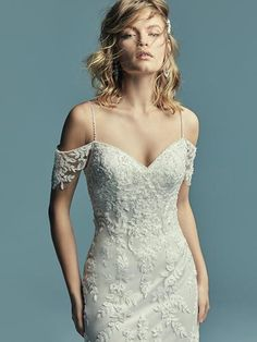 Maggie Sottero Designer wedding dresses and bridal gowns Wedding Bridesmaid Dresses, Perfect Wedding Dress, Wedding Dress Styles, Boho Wedding Dress, Bridal Dresses, Prom Dresses, Sottero And Midgley Wedding Dresses, Sexy Gown, Designer Wedding Gowns