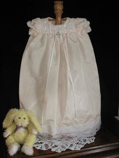 Special Occasion  Blessing Dress Christening by NesteggCreations