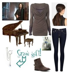 """""""Talk with piano! Lena Black!"""" by selenerose-328 ❤ liked on Polyvore featuring rag & bone/JEAN, Phase Eight, Blowfish, Topshop and L. Erickson"""