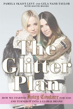 """The cover of """"The Glitter Plan."""" [Courtesy Photo]"""