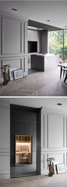 RMGB townhouse interior design