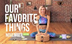 Our Favorite Yoga and Wellness Products