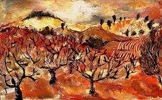 orchards near Lugoj-Romania  Ion Vincent Danu