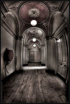 "UE Abandoned Manor House ""G"" by rustysphotography, via Flickr"