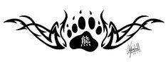Chineese bear paw