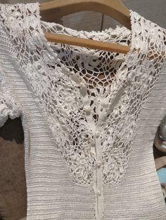 CROCHE DA ANJINHA: Vestidos Giovana Dias