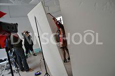 Making off Rebeca Saray