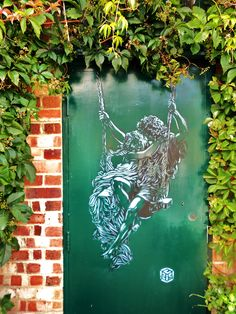 STREET ART UTOPIA » We declare the world as our canvasstreet_art_by_c215_35 » STREET ART UTOPIA