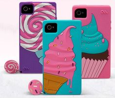Case-Mate SWEETS Collection iPhone Case