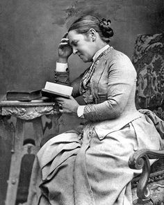 Britain's First Female Doctor - Elizabeth Garrett Anderson passed her medical exams on September 28th 1865.
