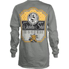 Image for Three Squared Women's Wichita State University Lollipop 2 T-shirt from Academy