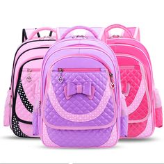 Waterproof Children School Bags Infantil Bolsas for Girls Backpack Female Kid Student Bag Child Backpacks for Teenage Bagpack