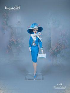 tenue outfit + accessoires pour fashion royalty barbie silkstone vintage #1638 | Jouets et jeux, Poupées, vêtements, access., Autres | eBay!