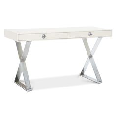 Marry me, Channing desk by Jonathan Adler.  By which I mean, please knock at least a grand off your price.  Please.