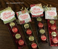 12 Projects created with the NEW Christmastime is Here Suite by Stampin' Up! - The Papered Chef Christmas Rose, Diy Christmas Gifts, Holiday Gifts, Candy Crafts, Paper Crafts, Mini Coffee Cups, Chef Blog, Crafting Recipes, Cards For Friends