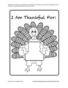 charlottes clips and kindergarten kids free thanksgiving printable activity - Free Printable Activities For Kindergarten