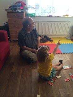 Grandad & Noah