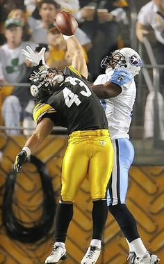 What reach Steelers fans!!!
