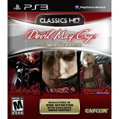 Woow! I want to play this NEW game! >> Devil May Cry PS3 games --> http://ps3console.com/the-devil-may-cry-hd-collection