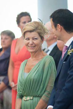 Una boda de verano en Málaga