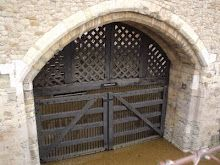 Traitor's Gate at the Tower of London