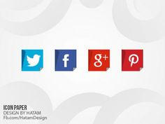 20 Sets Of Awesome Vector Icons Vector Icons, Vector Free, Social Network Icons, Image Icon, Facebook, Icon Design, Google, Awesome, Free Icon