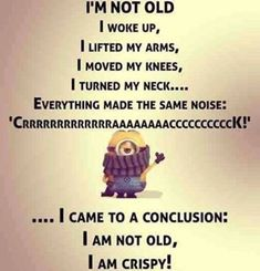 Quotes for Fun QUOTATION – Image : As the quote says – Description Top 97 Funny Minions quotes and sayings 91 Sharing is love, sharing is everything Funny Minion Memes, Minions Quotes, Funny Jokes, Minion Sayings, Lmfao Funny, Minion Humor, Memes Humor, Funny Stuff, Short Funny Quotes