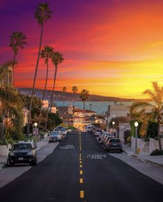 Sunset in Los Angeles, California 🇺🇸 . Photo by: California Sunset, Los Angeles California, California Travel, Huntington Beach California, California California, Los Angeles Sunset, California Pictures, Ferrari California, California Fashion